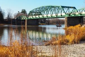 Steel Bridge over the Nation