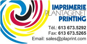 Plantagenet Printing