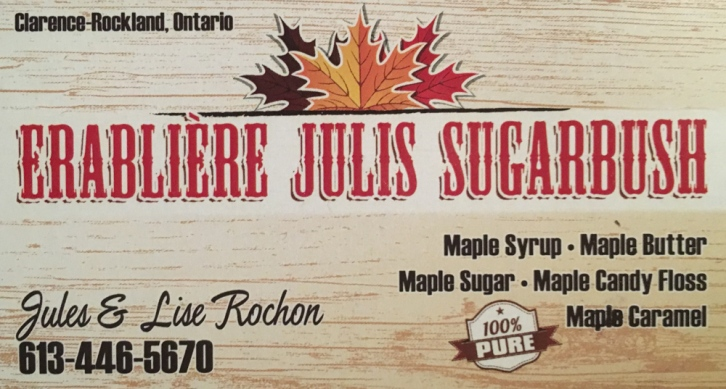 https://mapleweekend.ca/list-of-local-sugar-producers/eastern-area-sugarbushes/erabliere-julis-maplebush/