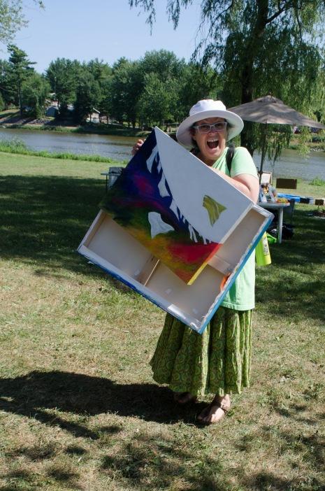 artist Tamaya Garner