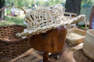 Nathalie Kin's exquisite weaving techniques