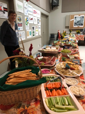 A great spread!