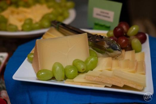 Cheeses specially selected by our president of EscarpAction and Mariposa farms