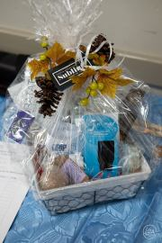 Silent Auction donation from Sublime Esthetics